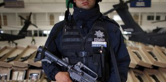 PGR: Guerra al narcotráfico en México