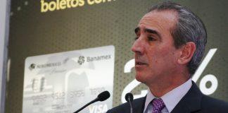 El director general de Citibank Banamex resaltó las sinergías con Aeroméxico.
