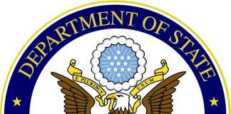 Departamento de Estado, Estados Unidos de América