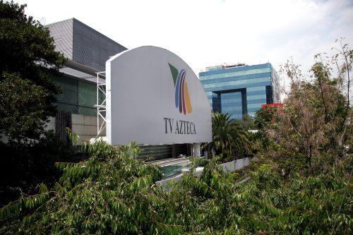 TV Azteca Logo. Revista Fortuna