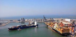 puertos. Revista Fortuna