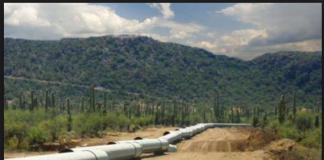 Anuncia Fermaca operación de gasoducto
