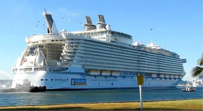 MS Oasis of the Seas de Royal Caribbean / Foto: Maryland Pride