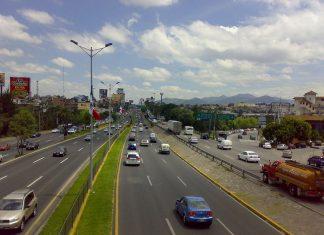 Vialidades en México / Foto: Javalvo