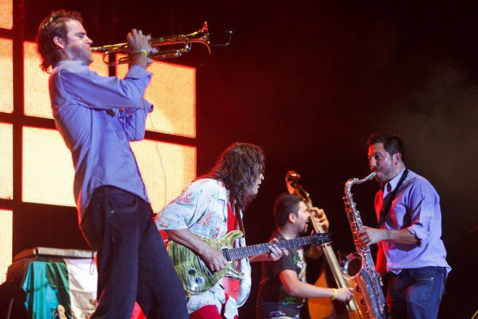 Festival Internacional de jazz de la Riviera Maya / Foto: Carlos García - Guacamoleproject.com