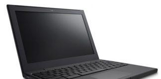 CR-48 Notebook con Google Chrome