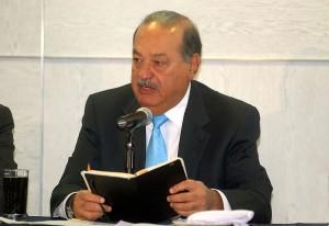 Ing. Carlos Slim Helú / Foto: Revista Fortuna