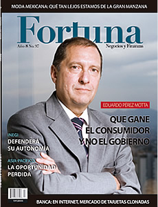 Revista Fortuna número 96 - Enero / Febrero 2011