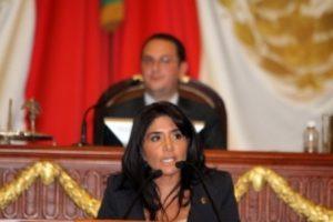 La Presidenta de la Comisión de Gobierno de la ALDF dijo que la Ciudad de México merece recibir participaciones por 14,000 mdp