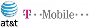 AT&T y  T-Mobile