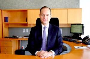 Alejandro Barrientos Serrano, el nuevo director corporativo de Finanzas y Planeación de Gruma