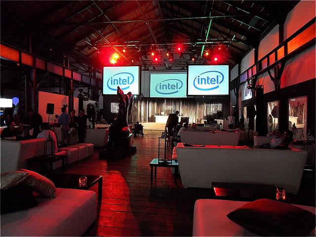 Presentación Intel Segunda generación / Foto: César Fandiño