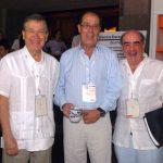 Héctor Rangel Domene, Jaime Ruiz Sacristán y Luis Téllez
