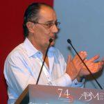 Jaime Ruiz Sacristán en la Convención Nacional Bancaria