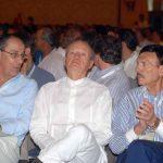 Jaime Ruiz Sacristán, ROberto Hernández y Roberto González Barrera