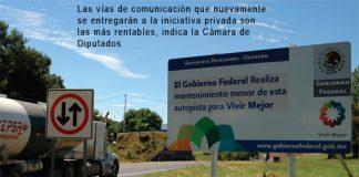 La banca mexicana está financiando una gran parte de los proyectos de infraestructura que se licitan