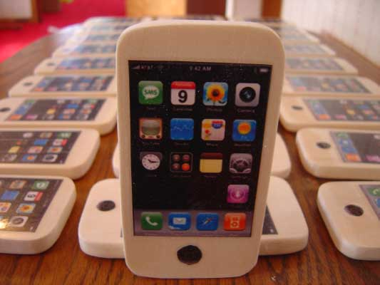 Iphone para bebés. / Foto: Cortesía.