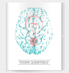 Think Quarterly. / Foto: Sitio Oficial.