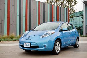 Nissan Leaf - Cero emisiones