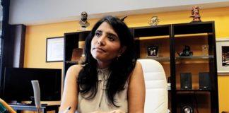 La asambleista del PRD acepta que aspira a ser la candidata del PRD en el proceso por la Jefatura de Gobierno