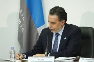 Bruno Ferrari, secretario de Economía