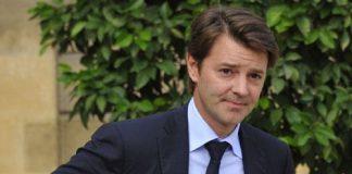 Francois Baroin, Ministro de Economía de Francia