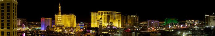 Las Vegas Strip / Foto: Matthew Field