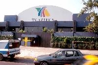 MEXDFABR98.- Instalaciones de TV Azteca.  FOTO: Germ?n Romero/ CUARTOSCURO.COM
