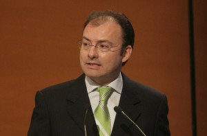 Luis Videgaray, SHCP