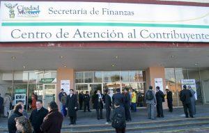 Secretaria de Finanzas DF