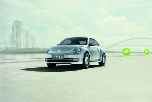 Volkswagen iBeetle Cabriolet