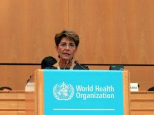 Mercedes Juan Secretaria de Salud