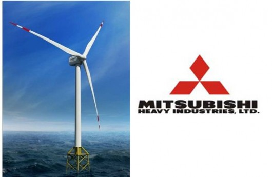 Mitsubishi-Heavy-Industries-to-Present-New-Offshore-Wind-Power-System-at-EWEA-530x345