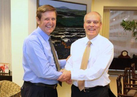 Rick Waugh y Brian Porter Scotiabank1
