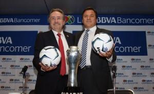 Decio de Maria FMF y Vicente Rodero BBVA Bancomer
