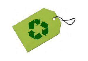 Etiqueta Reciclable