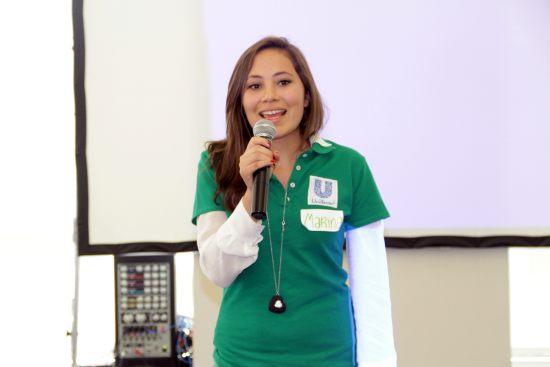MarinaAmeyalliRumayaMedina ganadora Cumbre Liderazgo Unilever
