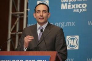 Roberto Gil Zuarth, senador