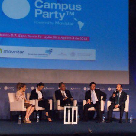 Campus Party 2013  Telecomunicaciones