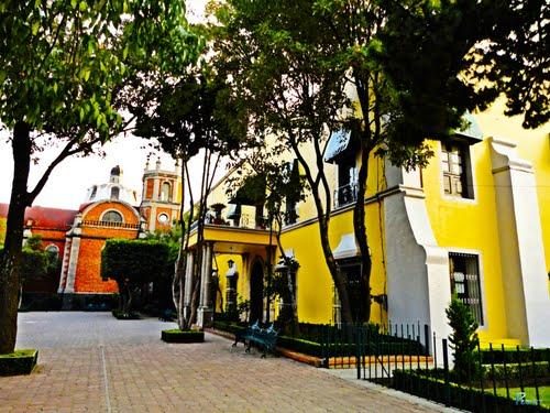Casa Amarilla Tacubaya