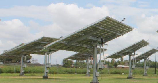 Parque Solar, Abasolo el Grande, Gto.