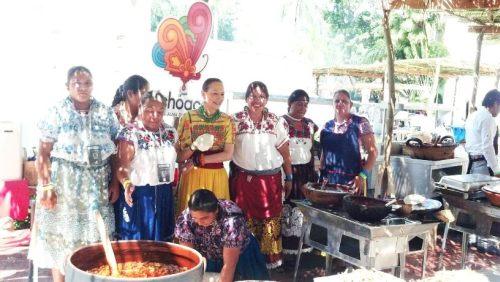 Cocineras tradicionales michoacanas
