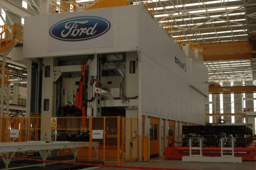 Planta Ford Cuautitlan CO