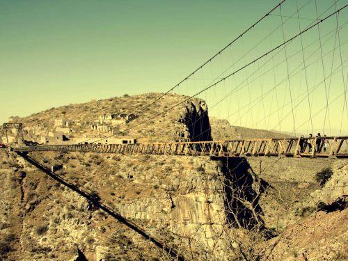 Puente de Ojuela Durango