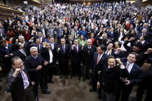 Aprueban diputados Reforma Emergetica CO