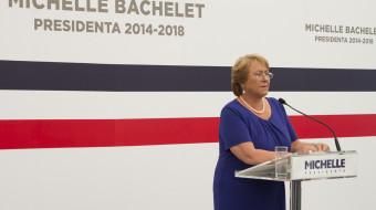 Michelle Bachelet Chile