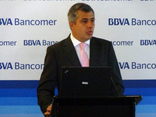 Carlos Serrano Economista Jefe  BBVA Bancomer