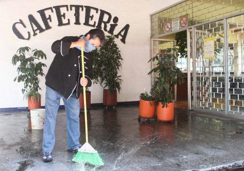 Trabajador de la UNAM CO