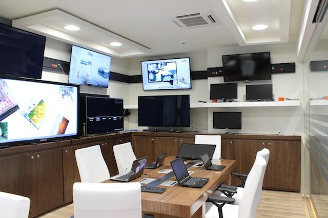 Laboratorio Samsung
