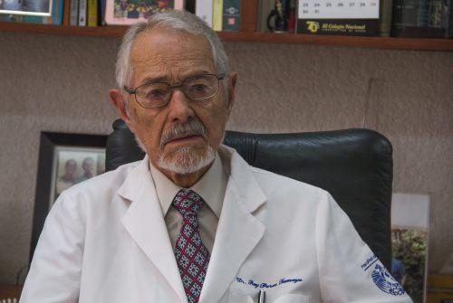 Dr Ruy Perez Tamayo
